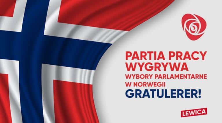 Partia Pracy Norwegia