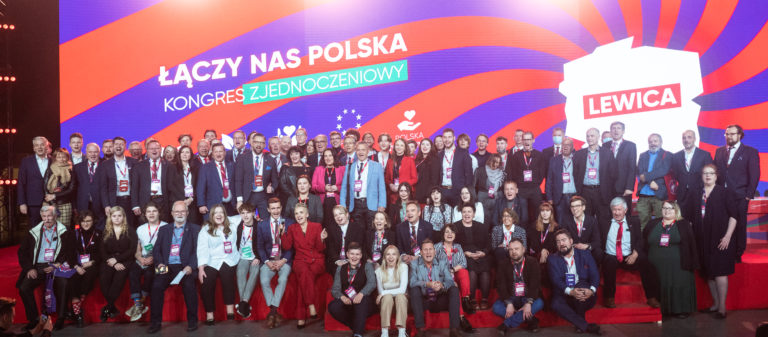 Anna-Maria Żukowska kongres zjednoczeniowy